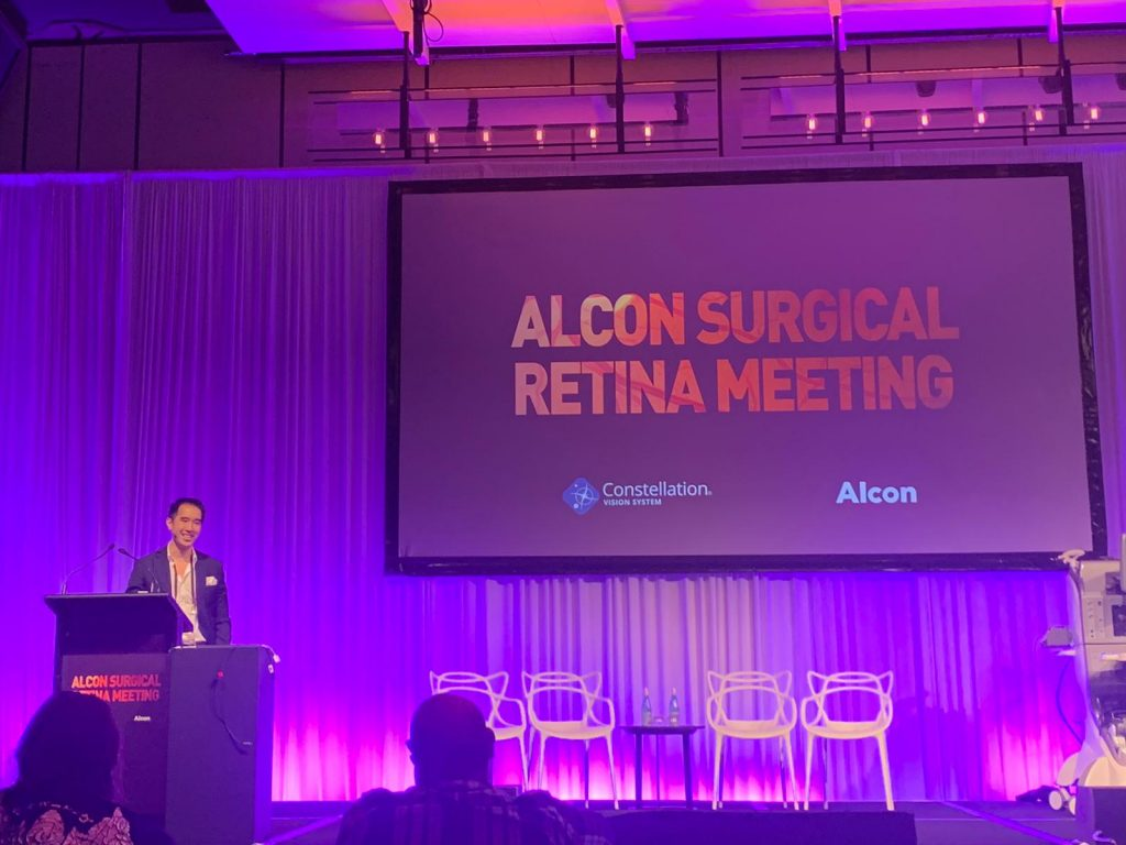 Alcon Surgical Meeting, Sydney