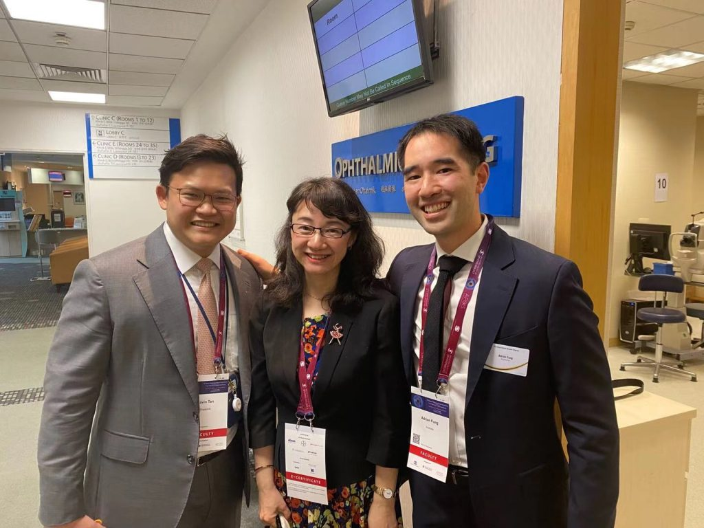 Global Young Ophthalmologists, Global Retinal Network Program and Asia Pacific Ocular Imaging Society, Singapore